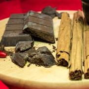 Cioccolata modicana b&b Agramonte